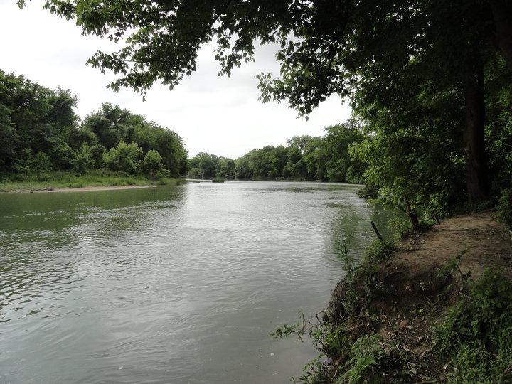 da river